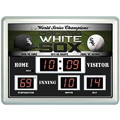 Chicago White Sox Clock - 14