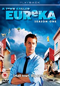 A Town Called Eureka - Season 1 - Complete [UK IMPORT] [3 DVDs]