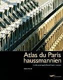 Atlas du Paris haussmannien
