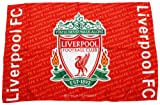 Liverpool FC Football Club Super Fans Flag - Multicolour (Size: One size)