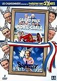 echange, troc Sarkozix le gaulois - le grand prix de monte carla - 2 DVD