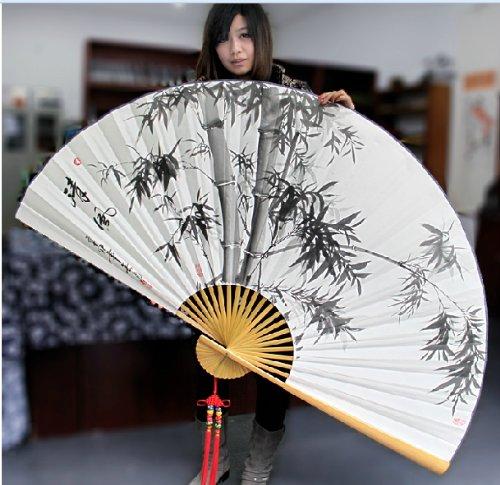Китайский веер на стену своими руками 46