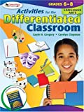 img - for Activities for the Differentiated Classroom: Language Arts, Grades 6-8 book / textbook / text book