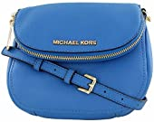 Michael Kors Beford Leather Flap Crossbody Bag Purse