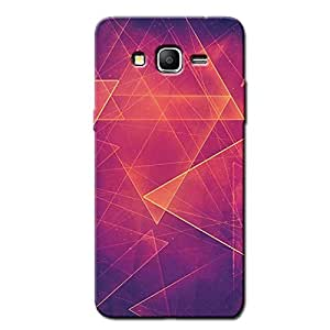 COLOR TRIANGLES BACK COVER FOR SAMSUNG GRAND PRIME