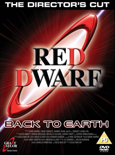 Red Dwarf - Back To Earth - Director's Cut [DVD]
