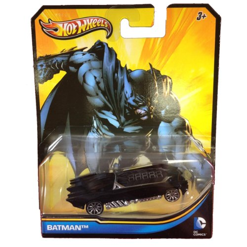Hot Wheels DC Universe BATMAN 1:64 Scale Collectible Die Cast Car