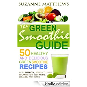 smoothie recipes for weight loss and energy pdf