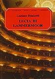 Lucia di Lammermoor: Vocal Score