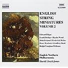 English string miniatures
