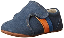 See Kai Run Chuck Crib Shoe (Infant), Navy, 6-9 Months M US Infant