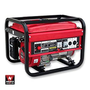 Amazon.com: Neiko 6.5 HP 3500W Portable Generator: Home Improvement