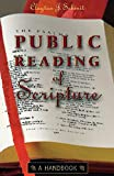 Public Reading of Scripture: A Handbook