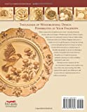 Woodburning Project Pattern Treasury Create Your Own Pyrography Art with 75 Mix and Match Designs Book