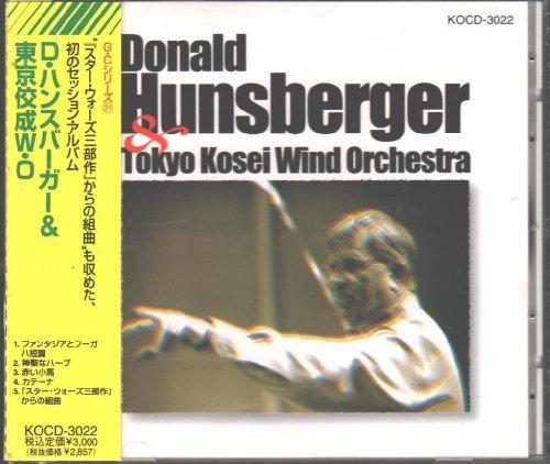 Donald Hunsberger & Tokyo Kosei Wind Orchestra