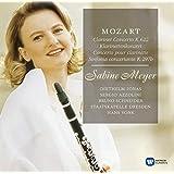 Mozart (Klarinettenkonzert / Sinfonia concertante)