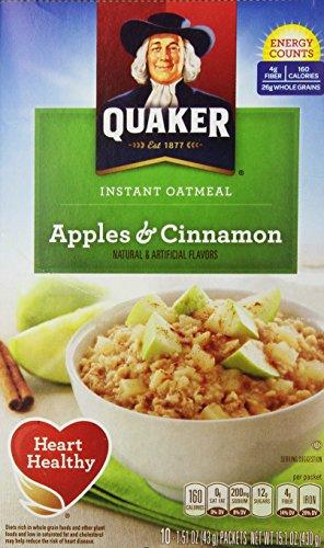 quaker-instant-oatmeal-apple-cinnamon-10x43g