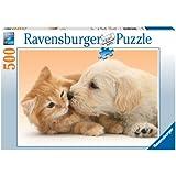 Ravensburger 14172 - Big Kiss - 500 Teile Puzzle