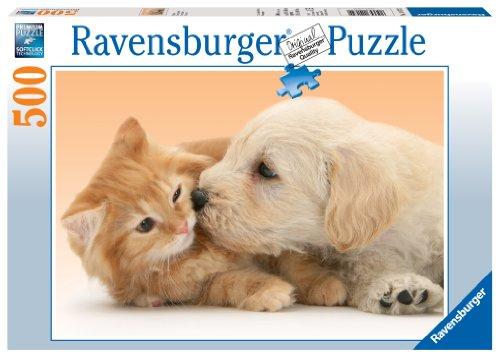Ravensburger Puzzle 500 pieces Tendre amitie