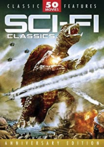 Scifi Classics 50 Movie Pack Collection from Mill Creek Entertainment