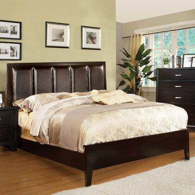 Fancy Nambie Panel Bed Size Queen
