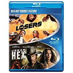 Losers & Jonah Hex [Blu-ray]