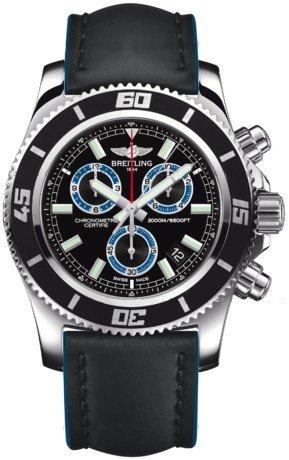 Breitling Aeromarine Superocean Chronograph M2000 Mens Watch A73310A8/BB74