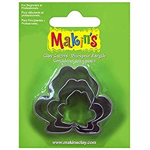 Set of 3 Frog Cutters (2-4cm)