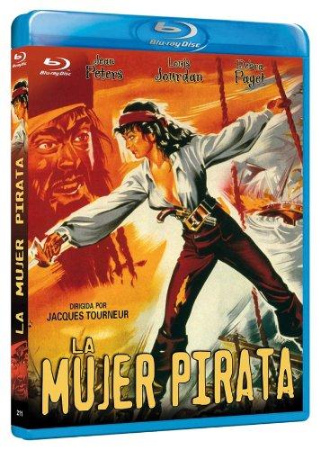La mujer Pirata BD [Edizione: Spagna]
