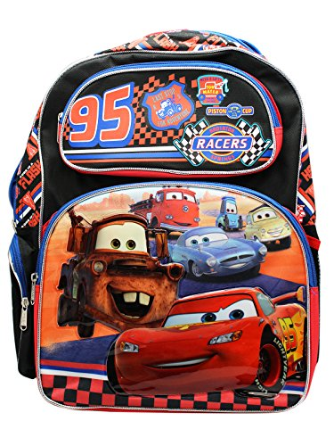 Disney Pixar 95 Cars 16 Inches Backpack