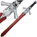 Heirloom Dante Rebellion Devil Claymore Foam Sword