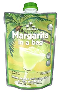 Lt. Blender's Margarita in a Bag, 12-Ounce Pouches (Pack of 3)