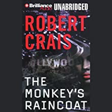 The Monkey's Raincoat: An Elvis Cole Novel (       UNABRIDGED) by Robert Crais Narrated by Patrick G. Lawlor