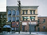 Photography Poster - Old-timey company block 24 X 18.5