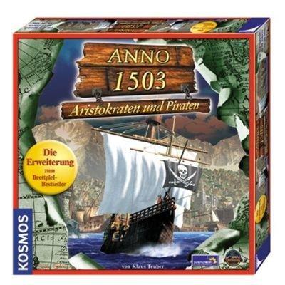 Anno 1503 – Aristokraten und Piraten, Erweiterung
