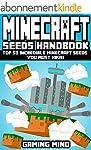 Minecraft: Minecraft Seeds Handbook:...