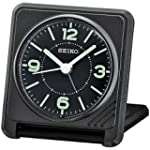Seiko QHT015J Travel Alarm Clock