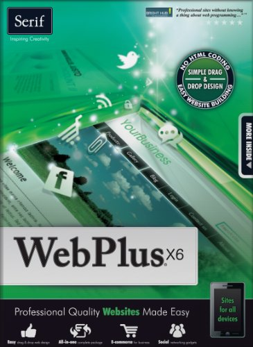 Serif WebPlus X6 [Download]