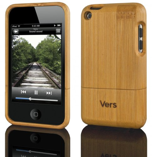 Vers Audio wood case - Slimcase for iPod touch 4 Bamboo