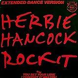 Herbie Hancock: Rockit (Extended Dance Version) [Vinyl]
