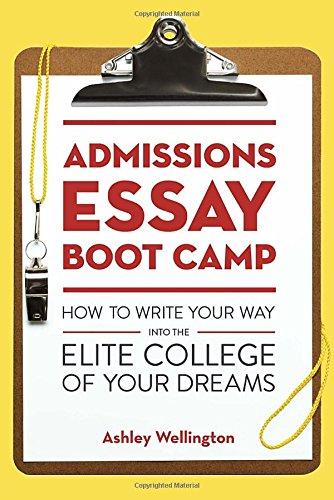 Admission essay writing youtube
