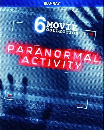Blu-ray : Paranormal Activity 6-movie Collection (6 Discos)