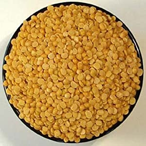 Spicy World Toor Dal Split Pigeon Peas Plain 4 Pounds from Spicy World