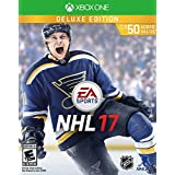 NHL 17 Deluxe Edition - Xbox One