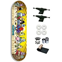 Toy Machine Last Supper 8.25 Skateboard Deck Complete from Toy Machine