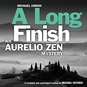 A Long Finish Audiobook