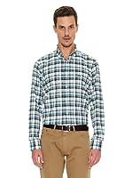 Tenkey Camisa Cleburne (Verde)