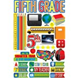 Making The Grade Fifth Grade Stickers