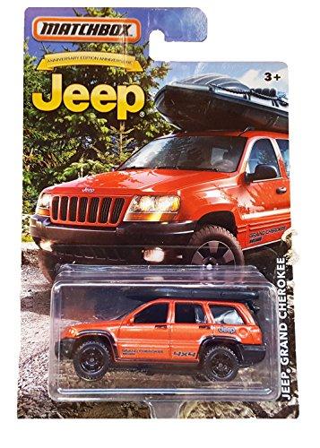 matchbox-limited-edition-jeep-anniversary-edition-orange-jeep-grand-cherokee-die-cast