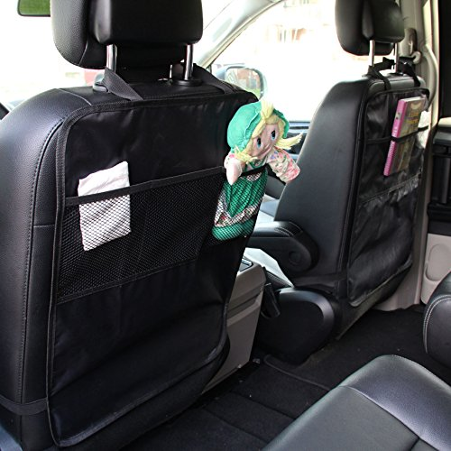 luliey baby kick mat car seat protector pack of 2 home garden household supplies household. Black Bedroom Furniture Sets. Home Design Ideas